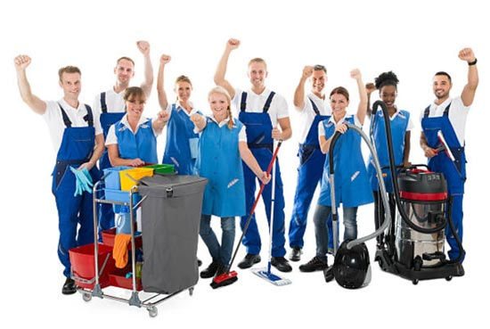 Bright End Of Lease Cleaning Team Melbourne