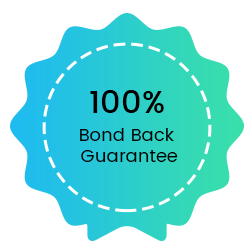 100 Percent Bond Back Guarantee