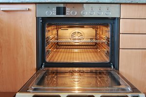High Standard Oven Cleaning